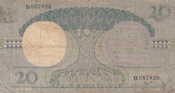 Imaginea #2 a 20 Franci 1961 (15. XI.)