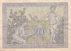 Image #2 of 20 Francs 1944 (23. II.)