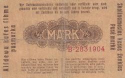 Image #2 of 1/2 Mark 1918 (4. IV.)