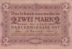 2 Mark 1918 (4. IV.)