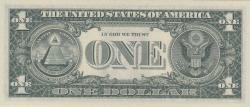 Image #2 of 1 Dollar 1969C - G ((bancnotă de înlocuire))