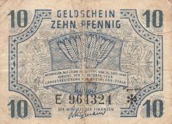 Image #1 of 10 Pfennig 1947 (15. X.)
