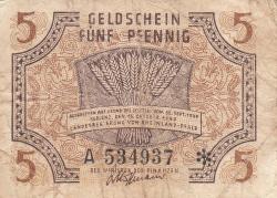 Image #1 of 5 Pfennig 1947 (15. X.)