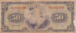 Image #1 of 50 Deutsche Mark 1948