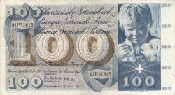 Image #1 of 100 Franken 1967 (30. VI.) - 2