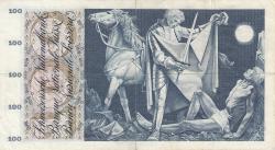 Image #2 of 100 Franken 1967 (30. VI.) - 2