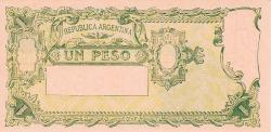 Image #2 of 1 Peso L.1947 (1948-1951) - 2