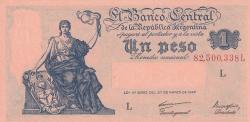Image #1 of 1 Peso L.1947 (1948-1951) - 2