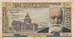 Image #1 of 5 Nouveaux Francs 1959 (2. VII.)