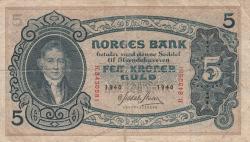 Imaginea #1 a 5 Kroner 1940