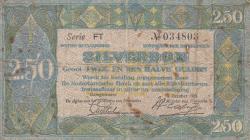 Imaginea #1 a 2,50 Gulden 1923 (1. X.)
