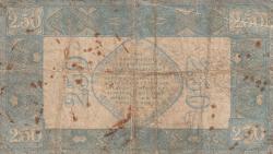 Imaginea #2 a 2,50 Gulden 1923 (1. X.)
