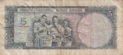 Image #2 of 5 Lira L.1930 (4. I. 1965)