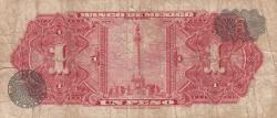 Image #2 of 1 Peso 1958 (20. VIII.)