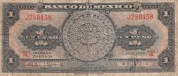 Image #1 of 1 Peso 1958 (20. VIII.)