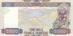 5000 Francs 2012