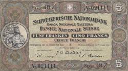 Image #1 of 5 Franken 1951 (22. II.)