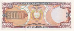 Imaginea #2 a 50 000 Sucres 1999 (12. VII.)