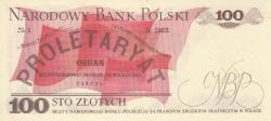 Image #2 of 100 Zlotych 1975 (15. I.)