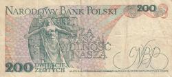 Image #2 of 200 Zlotych 1976 (25. V.)
