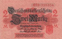 Image #1 of 2 Mark 1914 (12. VIII.)