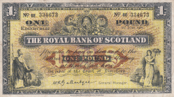 Image #1 of 1 Pound 1961 (1. VI.)