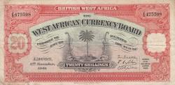 20 Shillings 1941 (6. XI.)