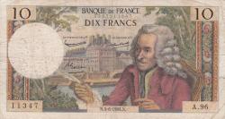 Imaginea #1 a 10 Franci 1964 (4. VI.)