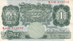 Image #1 of 1 Pound ND (1955-1960)