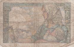 Imaginea #2 a 10 Franci 1942 (11. VI.)