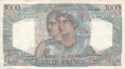 1000 Francs 1948 (5. V.)