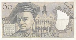 Image #2 of 50 Francs 1989