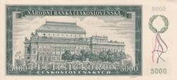 Image #2 of 5000 Korun 1945 (1. XI.)