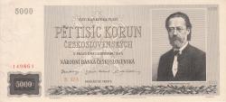 Image #1 of 5000 Korun 1945 (1. XI.)