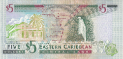 Image #2 of 5 Dolari ND (2000)
