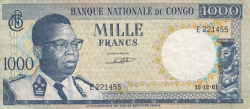 Imaginea #1 a 1000 Franci 1961 (15. XII.)