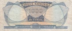 Imaginea #2 a 1000 Franci 1961 (15. XII.)
