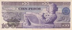 Image #2 of 100 Pesos 1978 (5. VII.)