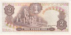 Imaginea #2 a 2 Pesos Oro 1973 (1. I.)