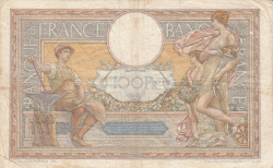 Image #2 of 100 Francs 1928 (24. VII.)