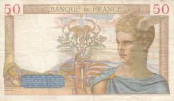 Imaginea #2 a 50 Franci 1935 (5. XII.)