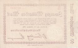 Image #2 of 20 Milliarden Mark 1923 (24. X.)