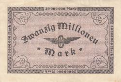 Image #2 of 20 Millionen Mark 1923 (2. IX.)
