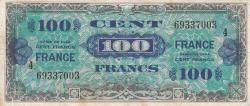 Image #1 of 100 Francs 1944