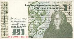 Imaginea #1 a 1 Pound 1980 (31. X.)
