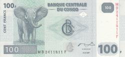 Imaginea #1 a 100 Franci 2007 (31. VII.)
