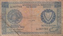 Imaginea #1 a 250 Mils 1972 (1. VI.)