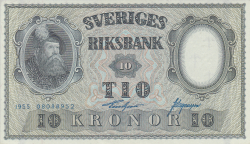 Image #1 of 10 Kroner 1955 - 2