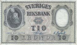 10 Kroner 1959 - 2