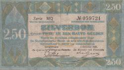 Image #1 of 2.50 Gulden 1927 (1. X.)